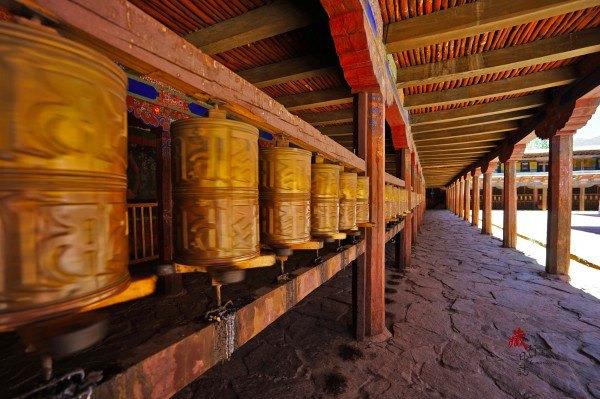 桑耶寺图片