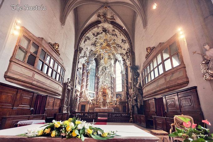 小教堂图片