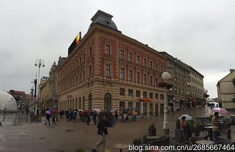 耶拉西奇广场旅游景点攻略图