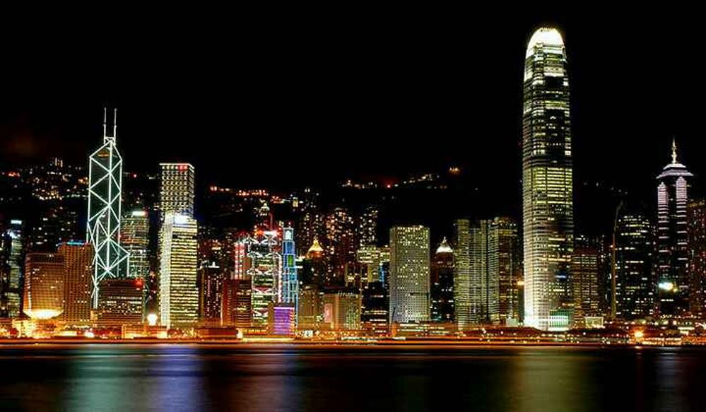 香港站,到了