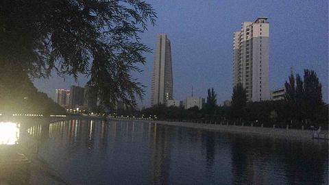 孔雀河旅游景点攻略图