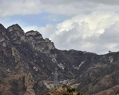 周末休闲游——白石山,感受大自然