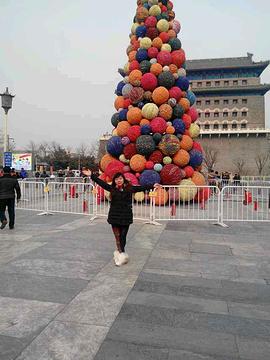 大栅栏老北京小吃城旅游景点攻略图