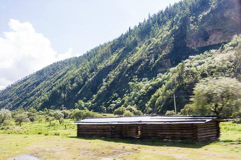 普达措国家公园旅游景点攻略图