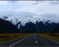 美丽清新新西兰自驾游