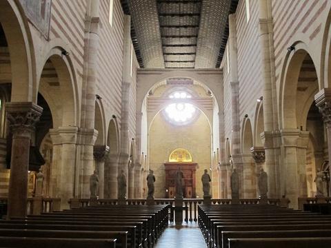 chiesa di San Lorenzo - Verona旅游景点图片