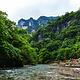 杉木河峡谷