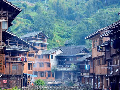 肇兴侗寨旅游景点图片