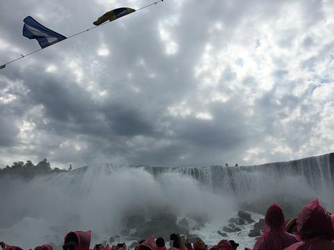 尼亚加拉大瀑布旅游景点攻略图