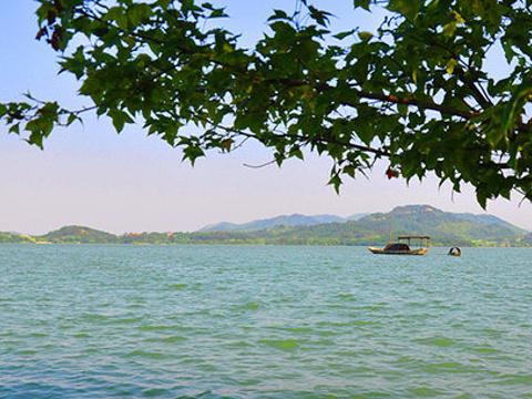 天目湖水世界旅游景点图片