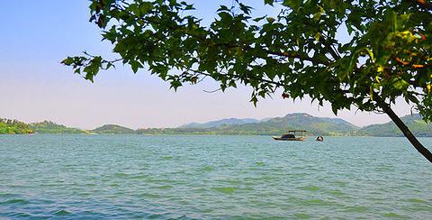 天目湖水世界旅游景点攻略图