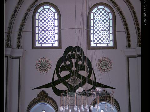 甘榜乌鲁清真寺旅游景点图片