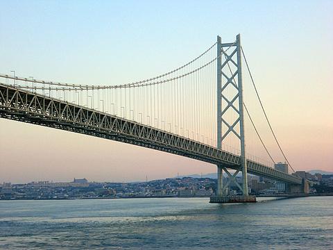 明石海峡大桥旅游景点图片