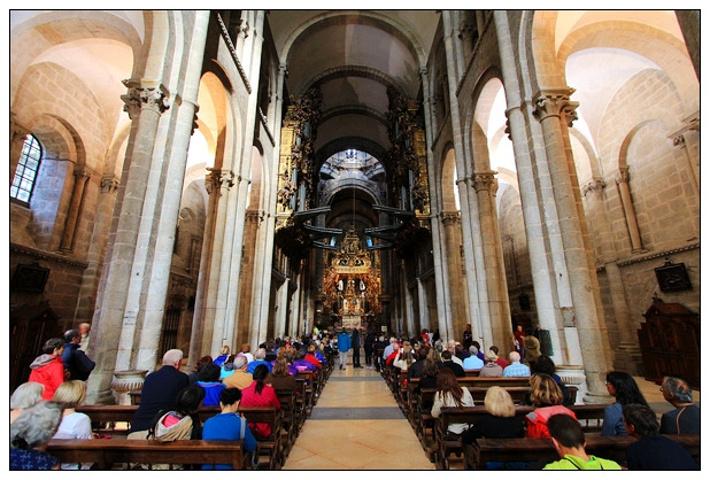 """""""...来自《启示录》、《最后的审判..._圣地亚哥大教堂""""的评论图片"""