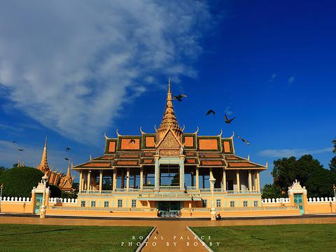 金边-贡布,高棉传统vs法式建筑大碰撞