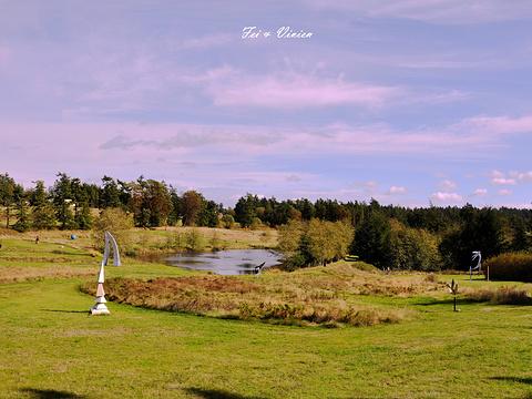 奥林匹克雕塑公园旅游景点图片