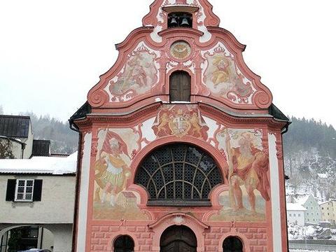 圣灵医院教堂旅游景点图片