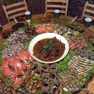 颐和海鲜饺子