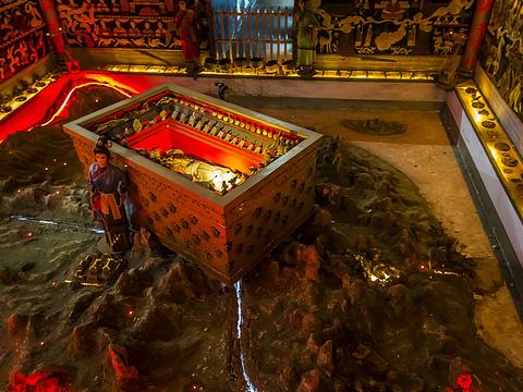 秦陵地宫展览馆旅游景点图片