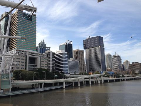 昆士兰文化中心旅游景点图片