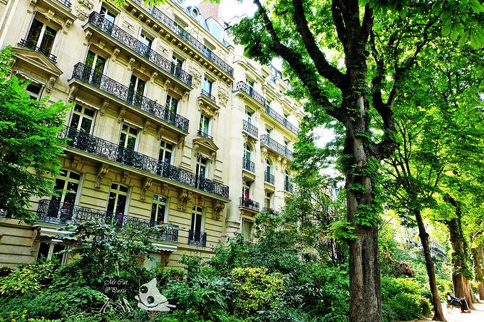 巴黎印象图片
