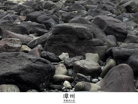 火山岛自然生态风景区旅游景点攻略图
