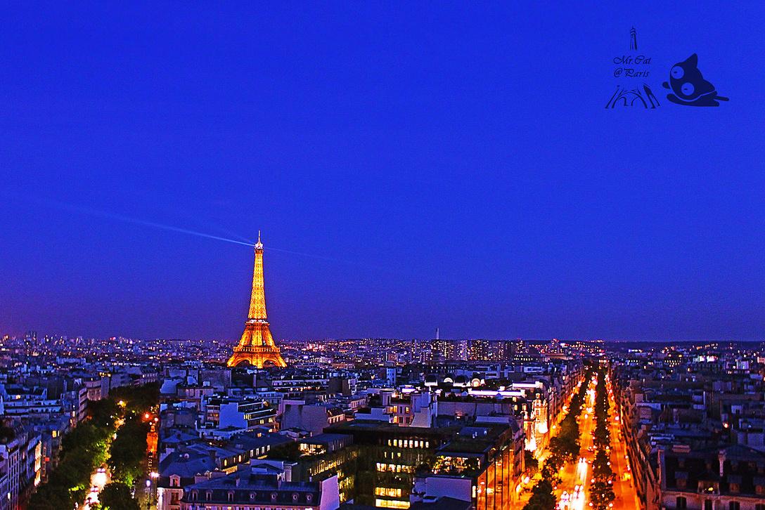五十五万平方公里有多少璀璨——法国(上)