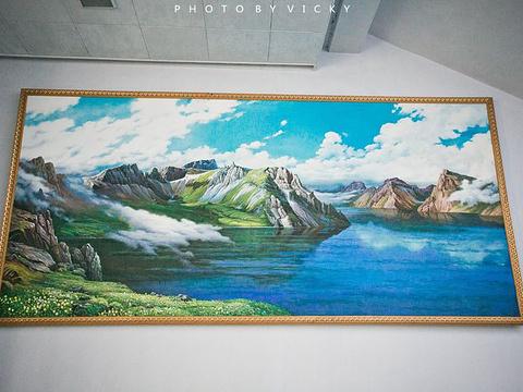 平壤刺绣研究所旅游景点图片