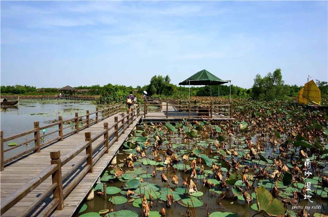 来到广州最南端——南沙两日游