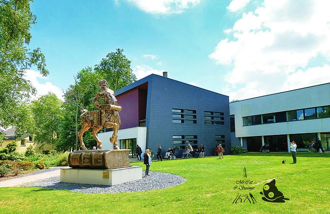 索米尔国家马术学院 图片