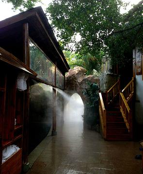 中山泉眼温泉旅游景点攻略图