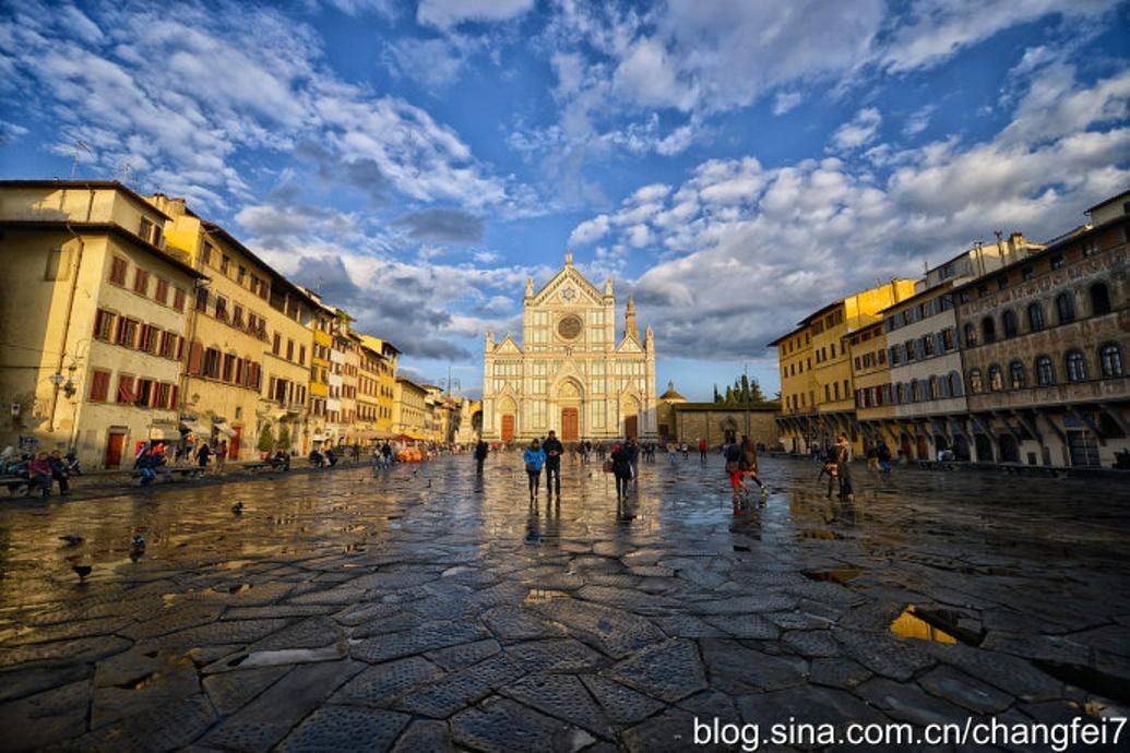 享受艺术 走进意大利
