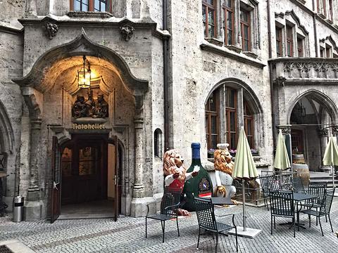 Ratskeller Munchen旅游景点图片