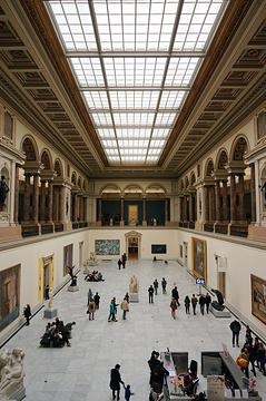 古典美术馆旅游景点攻略图