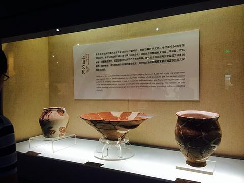 浙江省博物馆(孤山馆区)旅游景点攻略图