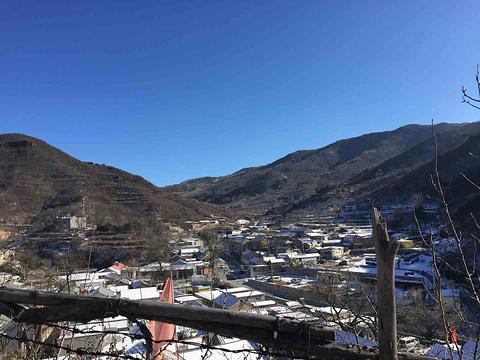 妙峰山旅游景点攻略图