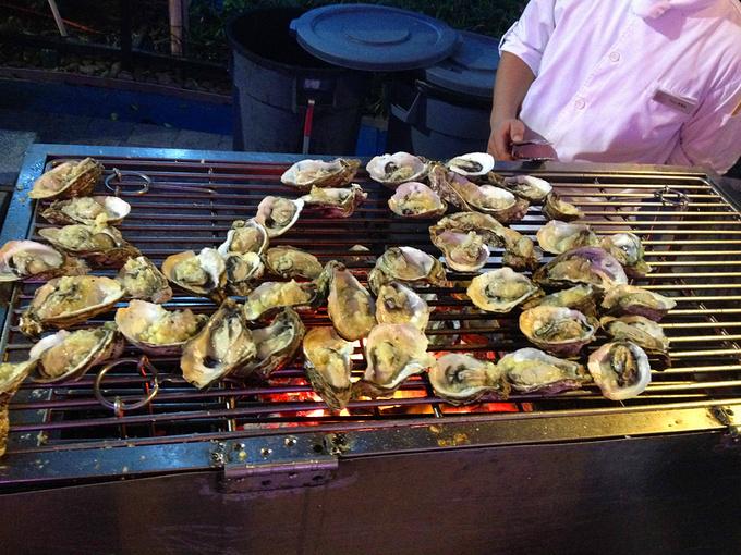 珠海长隆马戏酒店自助BBQ晚餐图片