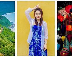海天一岘,越南,越美。