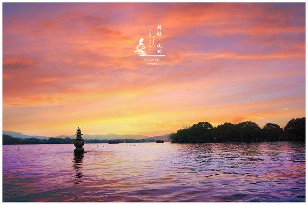 杭州一梦,泛舟西湖,与爱人执手相望