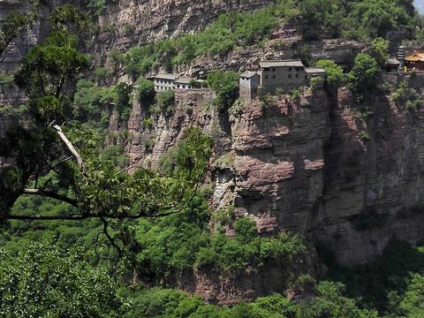 苍岩山风景区旅游景点图片