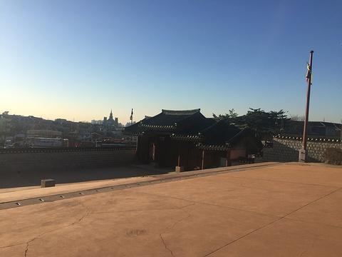 水原华城旅游景点攻略图