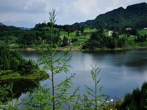 瓦屋山旅游景点图片