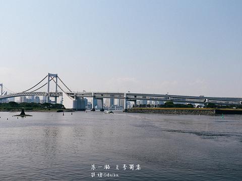彩虹大桥旅游景点图片