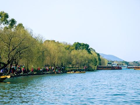 苏堤旅游景点图片