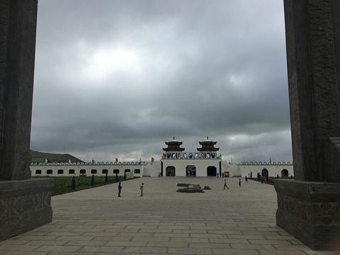 大汗行宫旅游景点攻略图