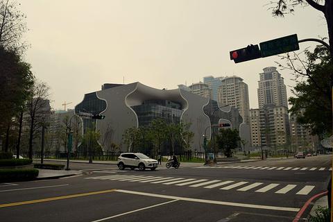 台中国家歌剧院旅游景点攻略图