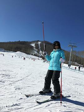 万达长白山国际滑雪场旅游景点攻略图