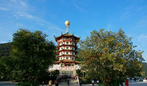 南京将军山旅游风景区