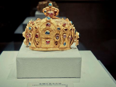 云南省博物馆旅游景点图片