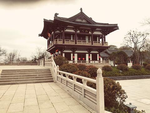 栖灵塔旅游景点图片